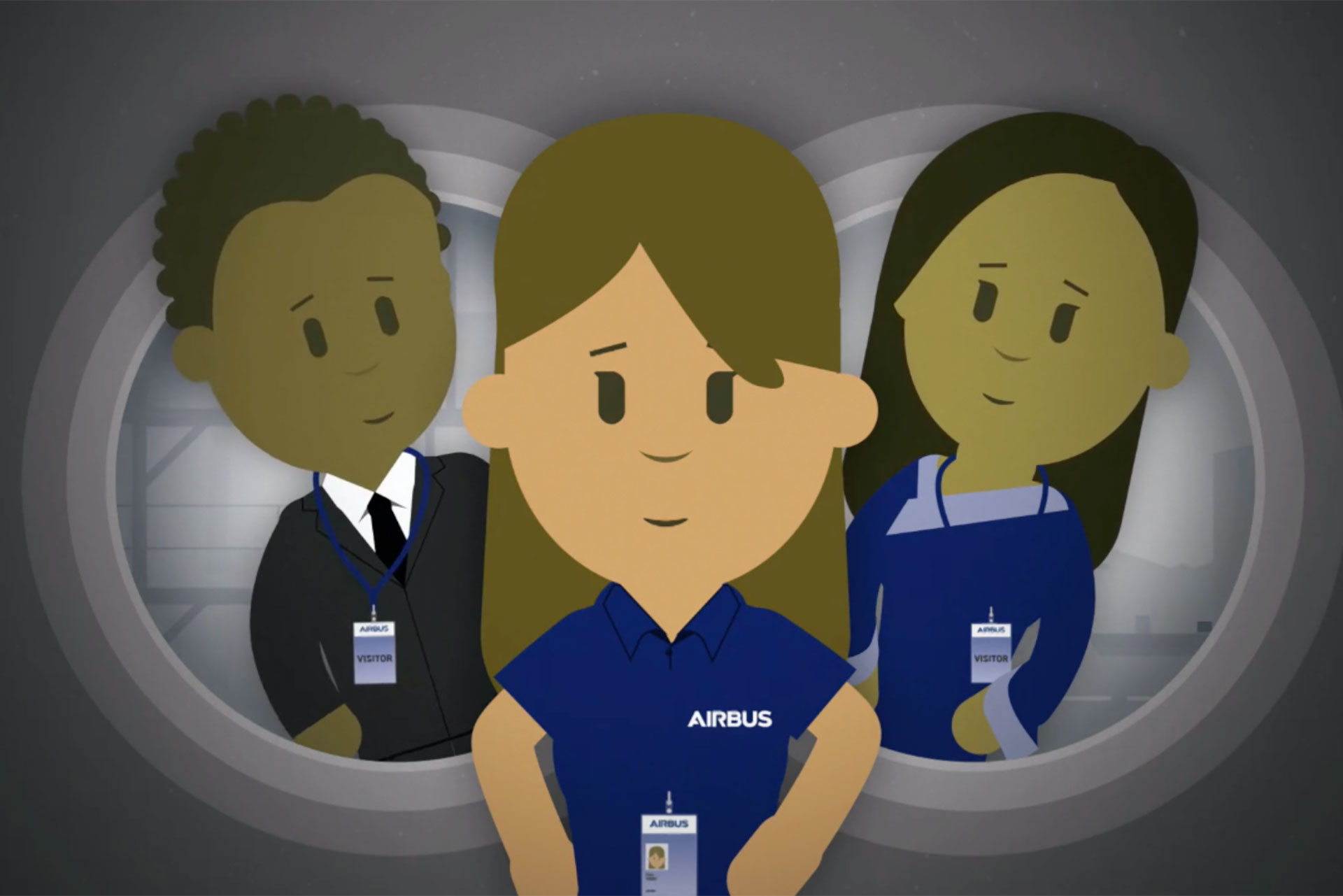 Airbus: safety induction