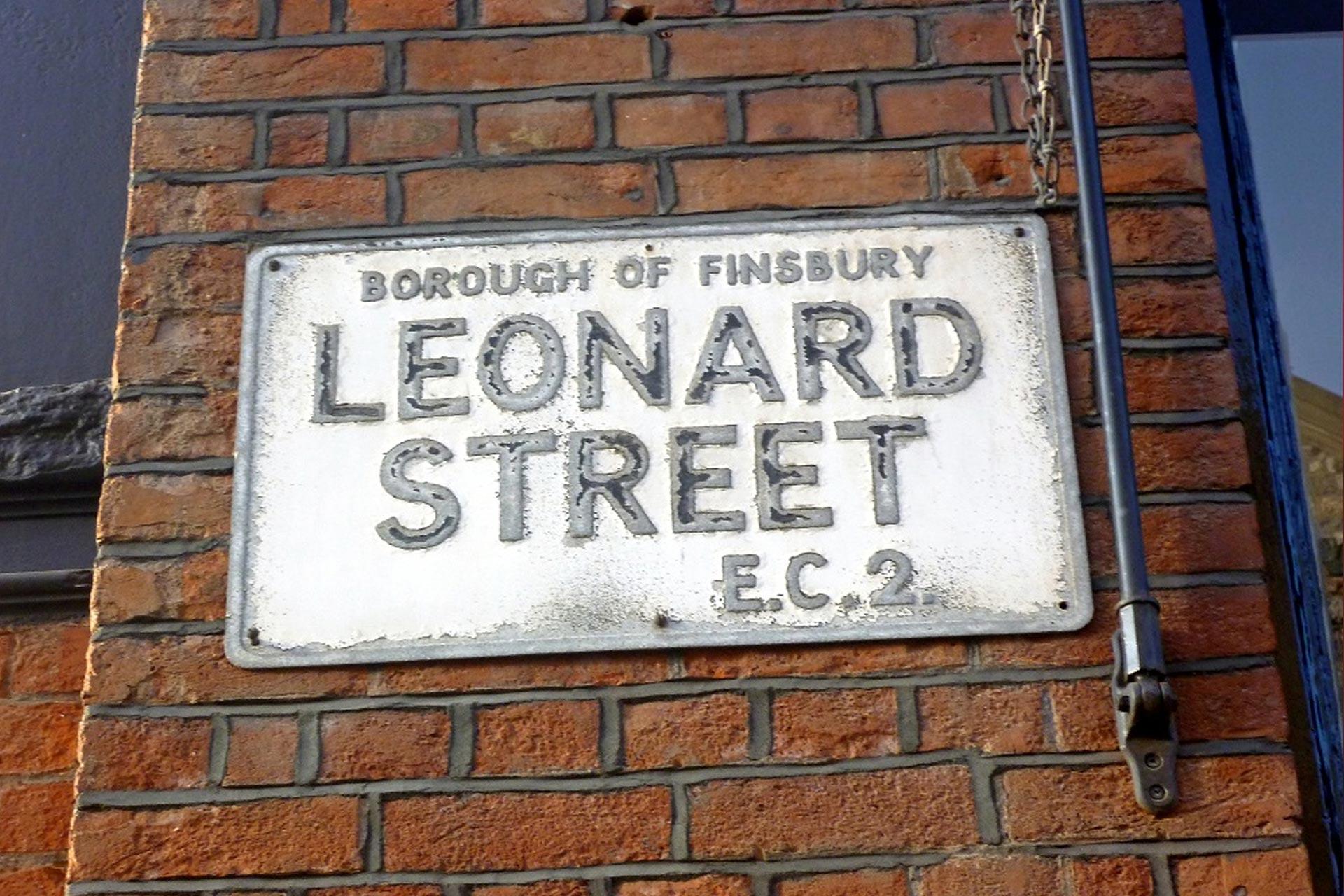 Leonard Street
